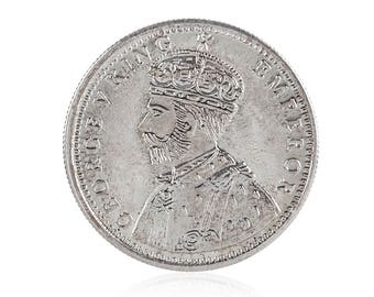 Silver King George Coin