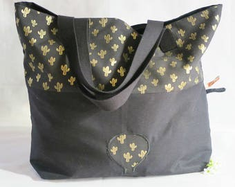 TO ORDER ** Handbag, Shopping bag, for the beach, the swimming-pool, for high-school or the college