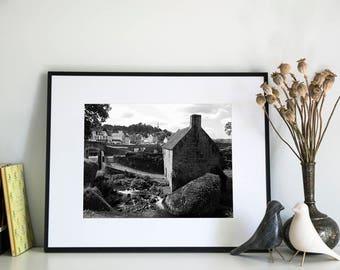 Pont Aven, Photographic Print, 11x14