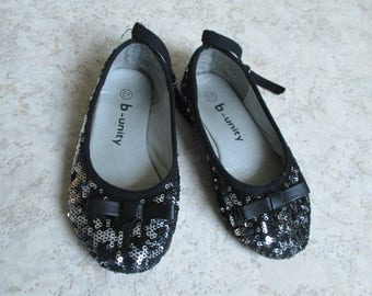 1552: Shoes black T27 B-Unity ebondy