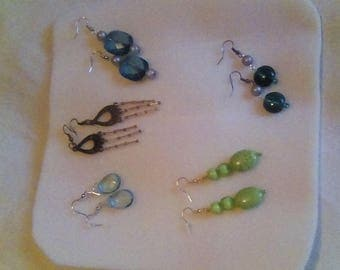 Squid's Beaded Jewelry Creations