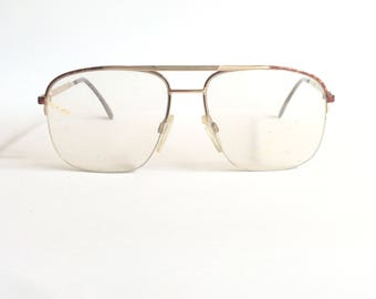 Deadstock vintage 1980's Rodenstock Antonio 2737 GM Glasses.
