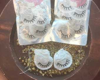Chamomile Eye Tea Bags