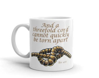 Threefold Cord Mug