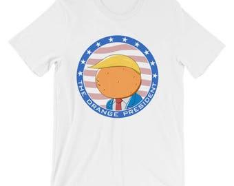 Donald Trump The Orange President T-Shirt