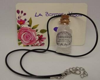 Harry Potter resin creation-Veritaserum Potion Necklace-Harry Potter Veritaserum Potion necklace