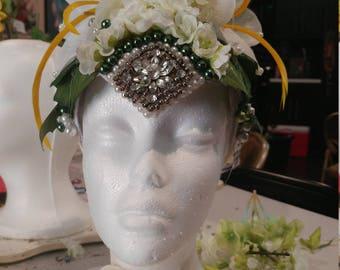 Custom Headdress Made to Order