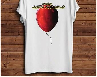 IT Movie Pennywise Balloon Nightmare