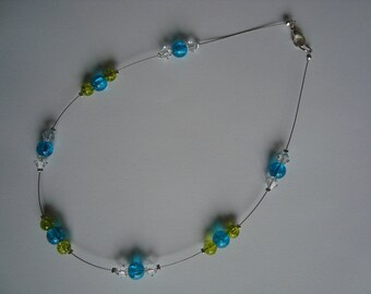 Simple necklace for girl for summer