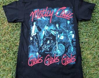 MOTLEY CRÜE  t shirt