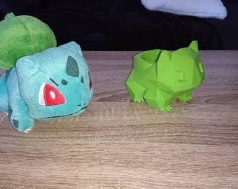 Bulbasaur Planter | Bulbasaur Pot | Pokemon Pot | Pokemon Planter | 3D printed | Pokemon Gifts | Planter | Succelent Planter |