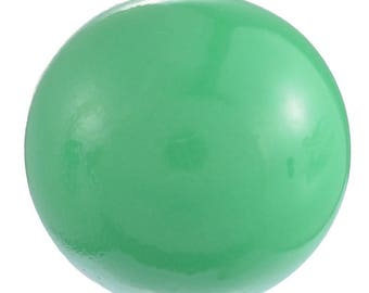 1 x ball music of Bola pregnancy Green 12 mm