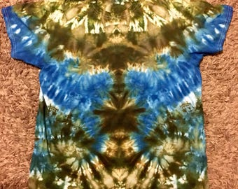 M/Unisex XL Ice Dyed T-Shirt