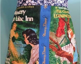 Nancy Drew (Half Apron)