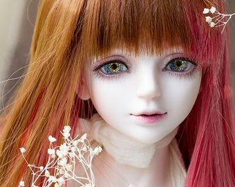 BJD Starry Eyes - Crystal Blue