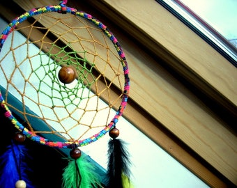 colorfull dreamcatcher