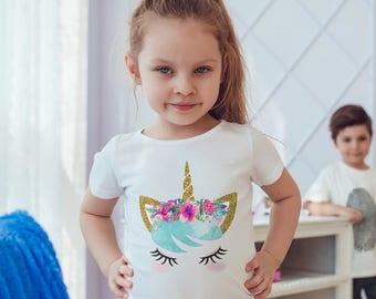 Unicorn Shirt, Girls Unicorn Shirt, Unicorn, Unicorn Birthday, Unicorn Shirt Girls, Unicorn Tshirt, Unicorn Tee, Unicorn Gift, Unicorn Party