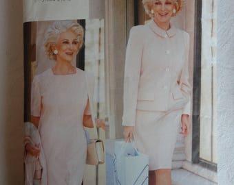 Vogue patterns  9587 The Vogue Woman