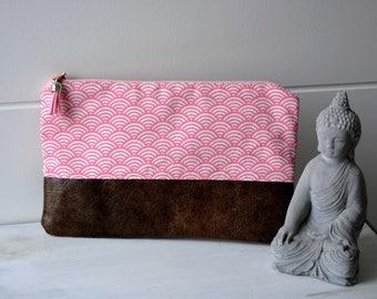Pouch / makeup bag / storage case / make up pouch