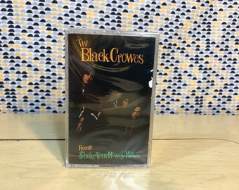 Black Crowes - Shake Your Money Maker  - Cassette tape - 1990 Def American Records