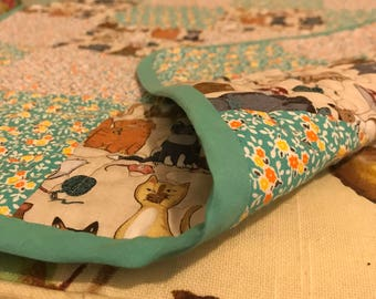 Cat mat pet blanket/bed/furniture cover
