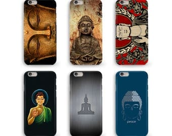 Buddha case for Samsung Galaxy J1 J2 J3 J5 J7  A3 A5 A7 2016 2017 Hard Cover