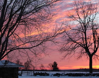 Winter Sunrise 3