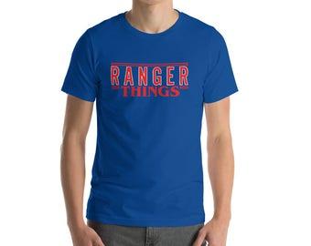 Ranger Things T Shirt