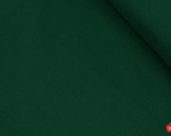 Hunter Green Flannel Fabric by the yard Solid Flannel 100% Cotton Fabric Apparel Fabric Flannel Quilt Flannel Material Cotton Flannel Fabric