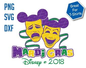 MARDI GRAS Mickey Disney