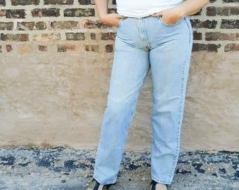 VTG Calvin Klein Easy Fit Jeans