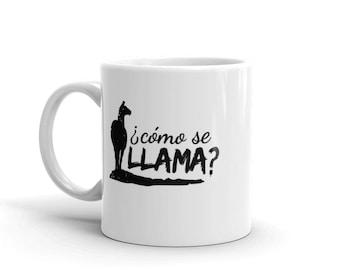 Como Se Llama Funny Mug