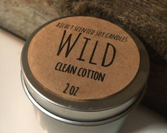 Clean Cotton 2 ounce