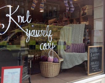 Knitting/Crochet Sunday