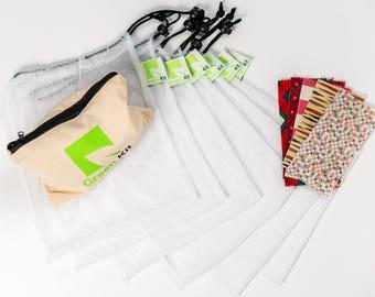 Reusable Produce Bag (8 Pack)