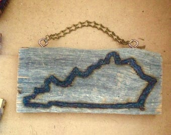Your State! In Wood!