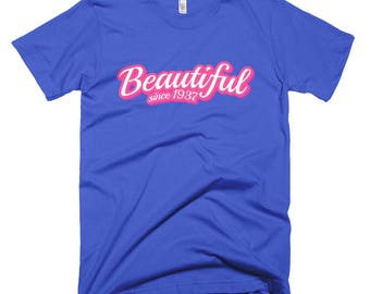 Beautiful Short-Sleeve T-Shirt