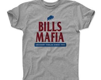 Bills Mafia Kids T-Shirt | Sports & Buffalo Bills Themed Apparel | Bills Mafia