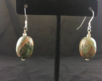 Rhyolite Earrings