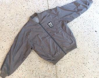 80s adidas bomber jacket