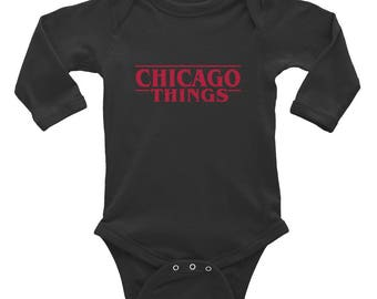 Chicago things. Chicago Bulls Chicago Blackhawks and Chicago Cubs, Along with the Chicago Skyline you cant help but state you love Chicago