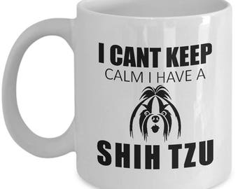 Shih Tzu Mug, Shih Tzu, Shih Tzu Gift, Shih Tzu Coffee Mug, Dog Coffee Mug, Shih Tzu Dog Mug, Shih Tzu Gifts, Shih Tzu Mom, Shih Tzu Dad