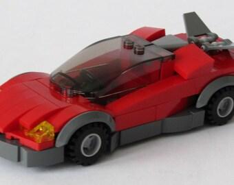 LEGO CITY Turbo Sports Car