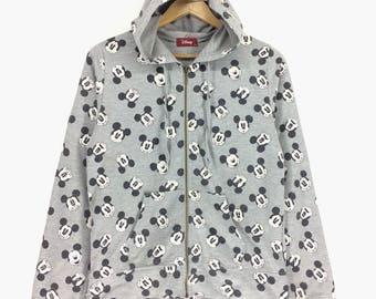 Vintage Mickey Mouse Disney Hoodie