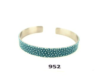 Stingray Leather Bracelet