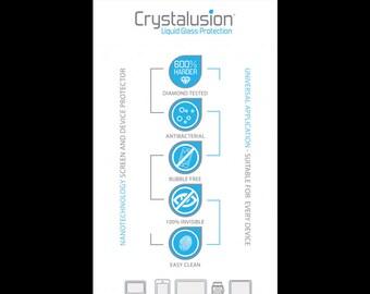 Crystalusion – Liquid Glass Protection