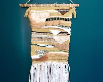 Weaving wall Bohemian nature bohemian wall decoration weaving wall hanging zen