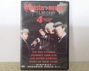 Mobster Movies Dvd, Old School Mobster Movie Dvd, Crime Movies Dvd, Books Movies and Music Dvds