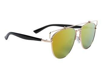 HIPSTER AVIATOR SUNGLASSES, Sunglasses, Shades