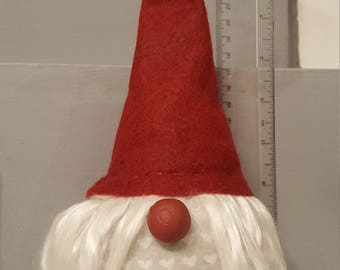 Scandinavian style Christmas decoration gnome